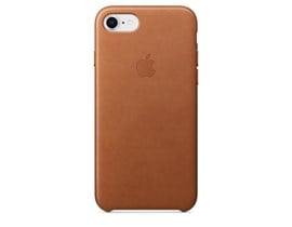 Apple Leather Case (Saddle Brown) for iPhone 7/8