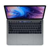 Apple MacBook Pro (13.3 inch) Notebook Core i5 (2.3GHz) 8GB 512GB SSD WLAN BT Webcam Touch Bar Mac OS Mojave (Intel Iris Plus Graphics 655) Space Grey