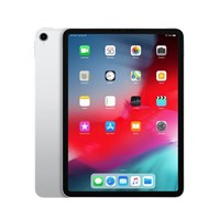 Apple iPad Pro (11 inch Multi-Touch) Tablet PC 1TB WiFi + Cellular Bluetooth Camera Liquid Retina Display Face ID Apple Pay iOS12 (Silver)