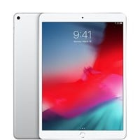 Apple iPad Air (10.5 inch Multi-Touch) Tablet PC 64GB WiFi + Cellular Bluetooth Camera Retina Display iOS 12.0 (Silver)