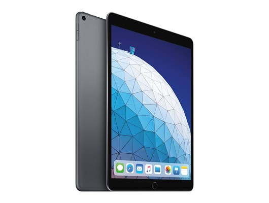 Apple iPad Air (10.5 inch Multi-Touch) Tablet PC 64GB WiFi Bluetooth Camera Retina Display iOS 12.0 (Space Grey)