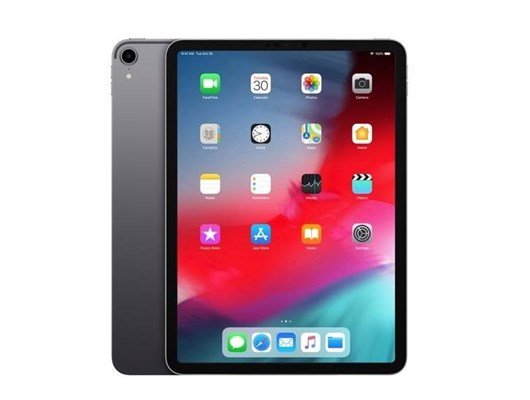 Apple iPad Pro (11 inch Multi-Touch) Tablet PC 256GB WiFi Bluetooth Camera Liquid Retina Display Face ID Apple Pay iOS12 (Space Grey)