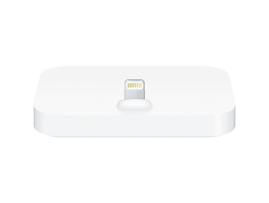 Apple Lightning Dock (White) for iPhone