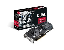 ASUS Radeon RX 580 AREZ 8GB Graphics Card