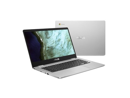 "ASUS Chromebook C423 14"" 4GB Celeron Chromebook"