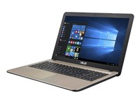 ASUS X540LA 15.6 Laptop - Core i3 2GHz, 4GB RAM, 1TB, Windows 10