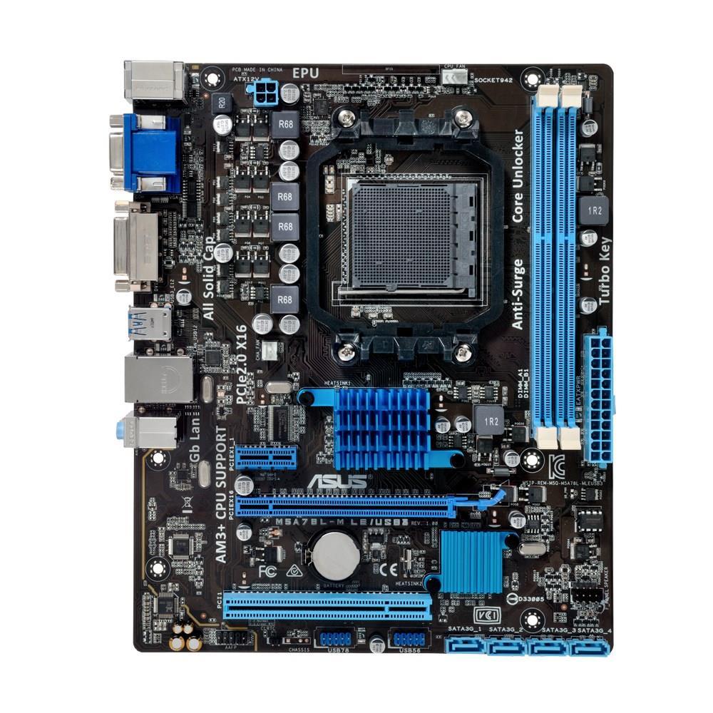 Asus M5A78L LE AMD Chipset Driver