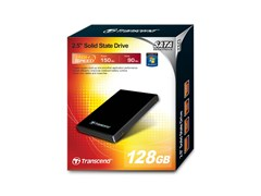 128GB Transcend 2.5 inch Solid State Drive