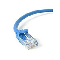 StarTech.com 2.1m CAT5E Patch Cable (Blue)