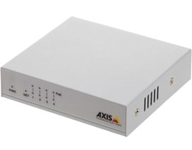 AXIS 4 Port 10/100 Mbps PoE+ Companion Switch (UK)
