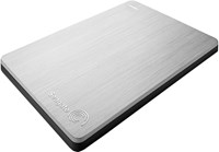 Seagate Backup Plus 1TB Mobile External Hard External in Silver