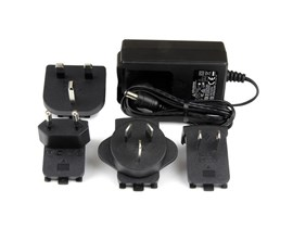 StarTech.com 5 Volt Replacement or Spare Power Adaptor - M Barrel 3A (Black)