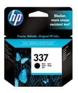 HP 337 Black Inkjet Print Cartridge (Yield 400 Pages) for Officejet 100 Mobile Printer