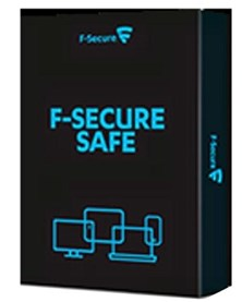 F-Secure 1 Year SAFE Software - 3 Devices Full License