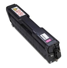Ricoh SPC310 (Yield: 2,500 Pages) Magenta Toner Cartridge