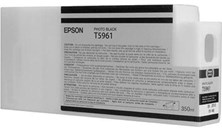 Epson T5961 Ink Cartridge - 350ml (Photo Black)