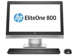 HP EliteOne 800 G2 (23 inch) All-in-One PC Core i5 (6500) 3.2GHz 4GB 500GB DVD-ROM WLAN BT Windows 7 Pro 64-bit+Media Upgrade to Windows 10 Pro (HD Graphics 530)
