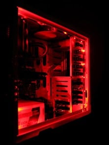 NZXT LED Cable 100cm Red