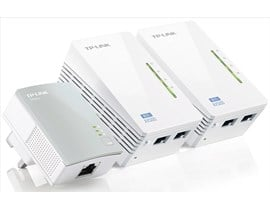 TP-Link TL-WPA4220T WiFi Powerline Kit