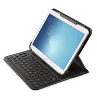 Belkin QODE Slim Style Keyboard Case for Samsung 10 inch Tablets/iPad Air/iPad Air 2