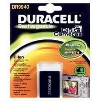 Duracell DR9940 (3.7V) 900mAh Lithium-Ion Battery for Digital Cameras
