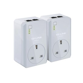 TP-Link TL-PA4020P Powerline Kit with Passthrough