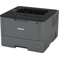 Brother HL-L5100DN (A4) Network Ready Mono Laser Printer 256MB 42ppm 50,000 (MDC) + Additional Lower Tray