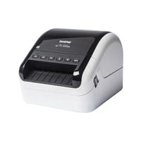 Brother QL-1110NWB Mono Thermal Barcode Label Printer + Continuous Labels (White)