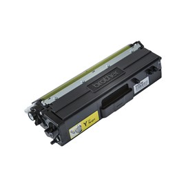 Brother TN-421Y (Yield: 1,800 Pages) Yellow Toner Cartridge