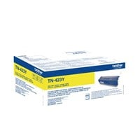 Brother TN-423Y (Yield: 4,000 Pages) High Yield: Toner Cartridge
