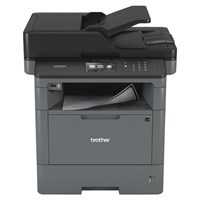 Brother DCP-L5500DN All-in-One Mono Laser Printer (Print/Copy/Scan) 256MB 3.7 inch Colour Touchscreen 42ppm *Open Box*