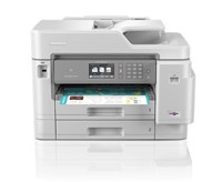 Brother MFC-J5945DW (A3) Colour Inkjet Multifunction Wireless Printer (Print/Copy/Scan/Fax) 512MB 9.3cm LCD 35ppm (Mono) 27ppm (Colour) 30,000 (MDC)