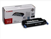 Canon 711 (Black) Toner Cartridge (Yield 6,000 Pages)