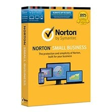 Norton Small Business (1.0) 1 User (20 Devices) Security Software (Electronic Software Download)