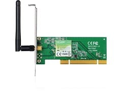 TP-LINK TL-WN751ND 150Mbps Wireless N PCI Adaptor and Detachable Antenna