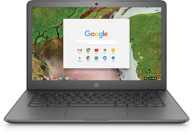 "HP Chromebook 14 G5 14"" Touch  Celeron Chromebook"