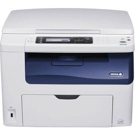 Xerox WorkCentre 6025 (A4) Color Multifunction Printer (Print/Copy/Scan/Email) 256MB 12ppm (Mono) 10 (Colour) 30,000 (MDC) GDI/USB/Wireless