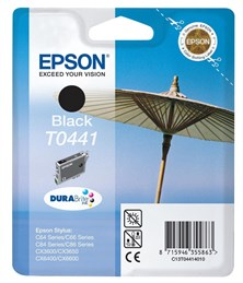 Epson T0441 DURABrite Black Ink Cartridge (High Capacity) Ink Cartridge (Black)