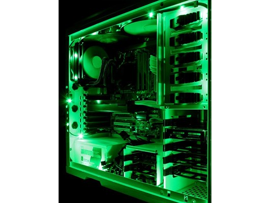 NZXT LED Cable 100cm Green