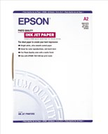 Epson (A2) Photo Quality Ink Jet Paper (30 Sheets) 102g/m2 (White)