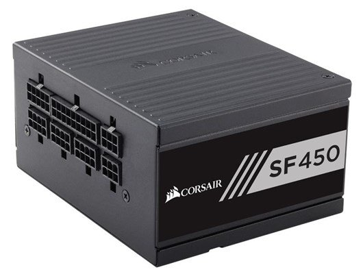 Corsair SF450 450W Modular 80+ Gold PSU