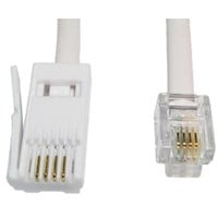 10m RJ11 to BT Socket