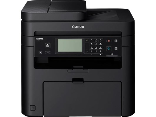 Canon i-SENSYS MF237w (A4) Mono Laser Multifunction Printer (Print/Copy/Scan/Fax) 256MB 6/lind B/W LCD Touchscreen 23ppm (Mono) 15,000 (MDC)