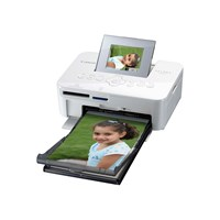 Canon SELPHY CP1000 Compact Photo Printer 2.7 inch Screen (White) *Open Box*
