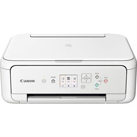 Canon PIXMA TS5151 (A4) Colour Inkjet Multifunction Printer (Print/Copy/Scan) 6.2cm LCD 13.8pm (Mono) 6.8ipm (Colour) - White