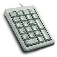 CHERRY G84-4700 Compact Programmable USB Keypad (Light Grey)