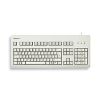 CHERRY G80-3000 Wired MX Blue USB/PS2 Keyboard (Light Grey)