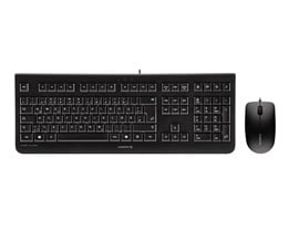 CHERRY DC 2000 Wired Business Desktop Keyboard and Mouse Set (Black)