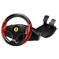 Thrustmaster Ferrari Red Legend Edition Racing Wheel for PC/PlayStation 3