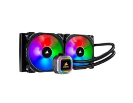 Corsair Hydro Series H115i RGB PLATINUM (280mm) Liquid CPU Cooler